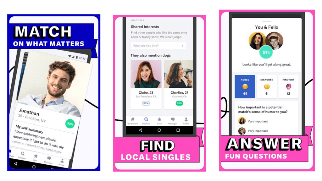 okCupid-top 6 best dating apps in 2020