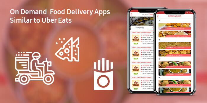 One Demand Food-delivery