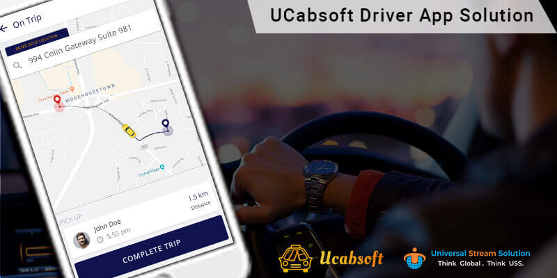 UCabsoft-Driver-App-Solution