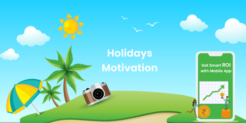 Increase ROI by Holiday