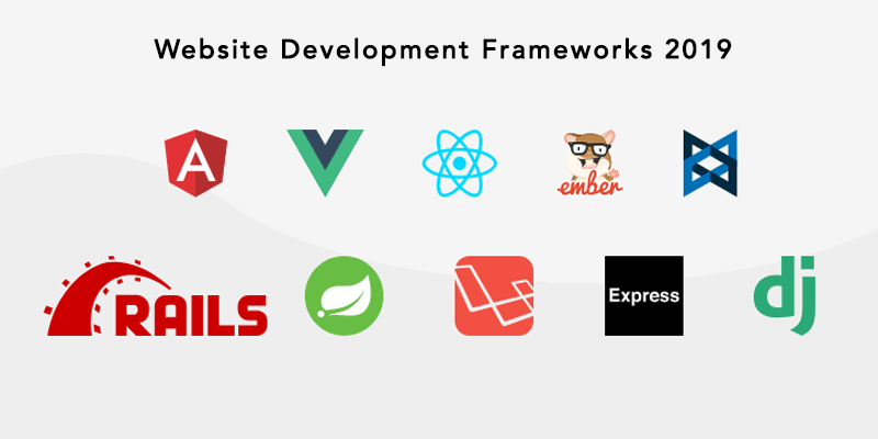 website-Development-Frameworks-2019